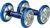 ENERGETICS Bauchtrainer »AB Wheels«