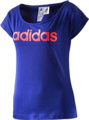 ADIDAS Damen T-Shirt »Graphic Kinesics«