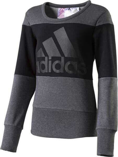 adidas m dchen sweatshirt wardrobe style im onlineshop. Black Bedroom Furniture Sets. Home Design Ideas