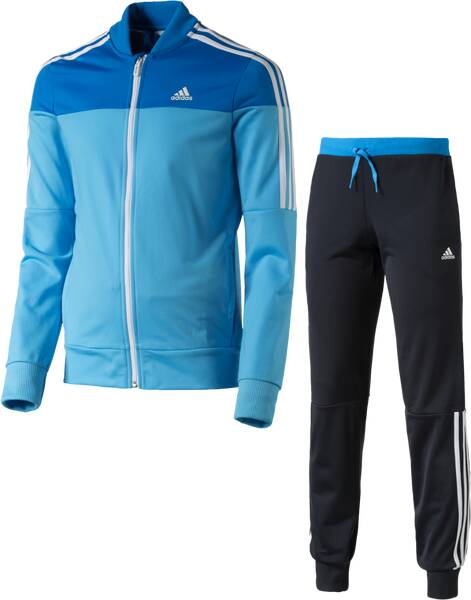 adidas m dchen trainingsanzug pes tracksuit ch im onlineshop kaufen intersport. Black Bedroom Furniture Sets. Home Design Ideas