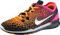 NIKE Damen Trainingsschuhe »Free 5.0 Trainer Fit 5 Print «