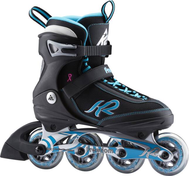k2 damen inline skates freedom w im onlineshop kaufen. Black Bedroom Furniture Sets. Home Design Ideas