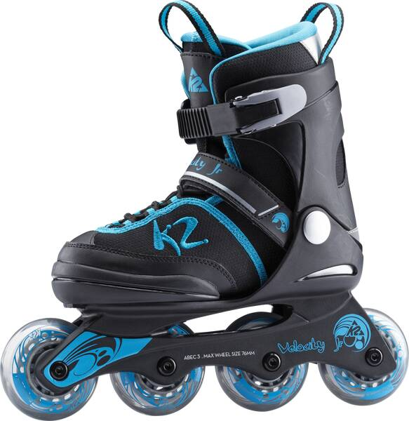 k2 kinder inline skates velocity junior im onlineshop. Black Bedroom Furniture Sets. Home Design Ideas