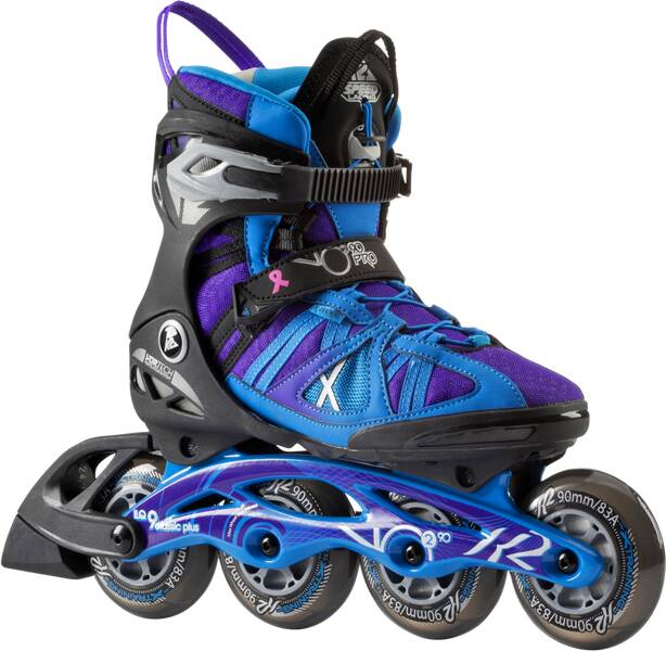 k2 damen inline skates vo2 90 pro w im onlineshop kaufen. Black Bedroom Furniture Sets. Home Design Ideas
