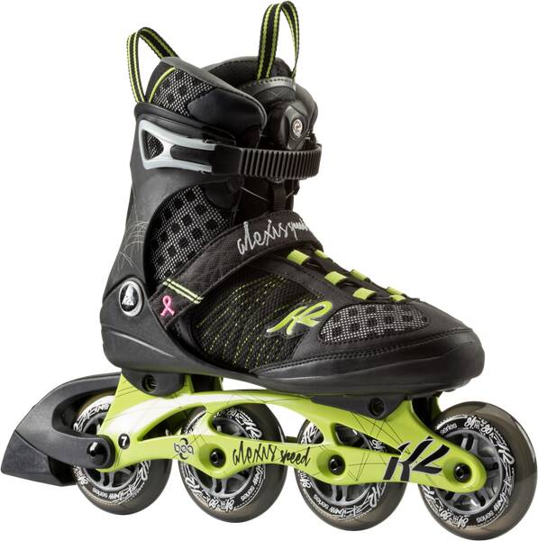 k2 damen inline skates alexiss 84 speed boa w im. Black Bedroom Furniture Sets. Home Design Ideas