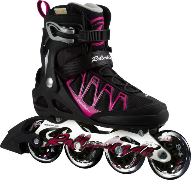 rollerblade damen inline skates aero sc 84 w im. Black Bedroom Furniture Sets. Home Design Ideas