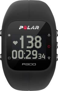 Polar Fitness- und Aktivitätsmonitor »A300« Charcoal Black Heart Rate