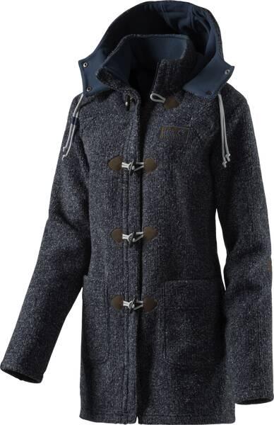 jack wolfskin damen mantel milton coat im onlineshop. Black Bedroom Furniture Sets. Home Design Ideas